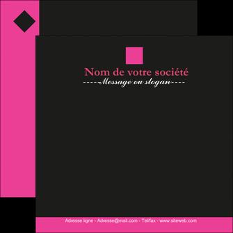 Impression créer des flyers pas cher  Menu papier à prix discount et format Flyers Carré 12 x 12 cm