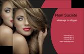 creer modele en ligne carte de visite salon de coiffure cheveux coiffure salon de coiffure MLGI27931