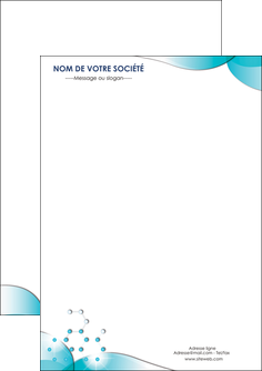 imprimer flyers medecin texture contexture structure MLGI27965