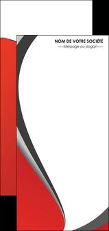 personnaliser modele de flyers texture contexture structure MLIG28015