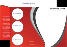 maquette en ligne a personnaliser depliant 3 volets  6 pages  texture contexture structure MLIG28019