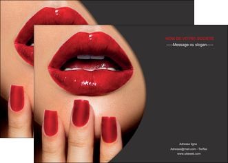 creer modele en ligne affiche centre esthetique  beaute institut de beaute institut de beaute professionnel MLGI28083