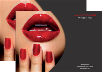 faire modele a imprimer affiche centre esthetique  beaute institut de beaute institut de beaute professionnel MIF28085