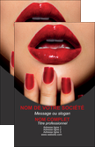 modele en ligne carte de visite centre esthetique  beaute institut de beaute institut de beaute professionnel MLIP28097