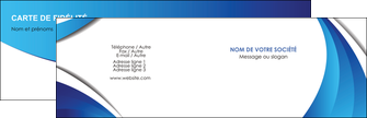creer modele en ligne carte de visite conceptuel couverture creatif MIF28117