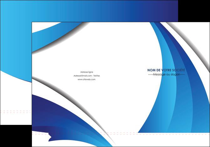 faire modele a imprimer pochette a rabat conceptuel couverture creatif MLGI28137
