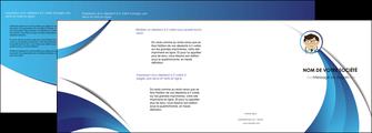 realiser depliant 4 volets  8 pages  chirurgien medecin medecine cabinet medical MIF28157