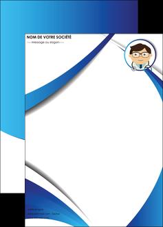 modele en ligne affiche chirurgien medecin medecine cabinet medical MIF28165