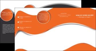 creation graphique en ligne depliant 4 volets  8 pages  texture contexture structure MLGI28191