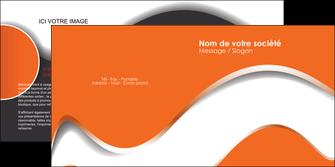 personnaliser maquette depliant 2 volets  4 pages  texture contexture structure MLGI28213