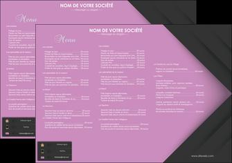 modele en ligne set de table restaurant set de table menu set de table menu MLGI28239