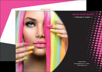 imprimerie flyers centre esthetique  coiffure coiffeur coiffeuse MLGI28303