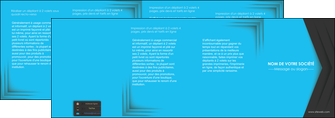creation graphique en ligne depliant 4 volets  8 pages  texture structure abstrait MLGI28395