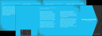 impression depliant 4 volets  8 pages  texture structure abstrait MLIG28397