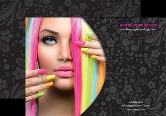 faire affiche cosmetique coiffure coiffeur coiffeuse MIF28467