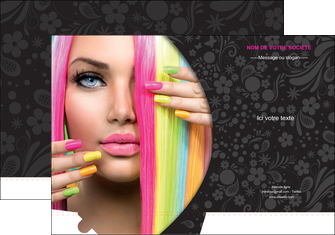 faire pochette a rabat cosmetique coiffure coiffeur coiffeuse MLGI28479