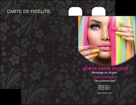 imprimerie carte de visite cosmetique coiffure coiffeur coiffeuse MLGI28483