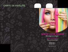 imprimerie carte de visite cosmetique coiffure coiffeur coiffeuse MIF28483