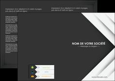 imprimer depliant 2 volets  4 pages  texture structure contexture MLGI28559