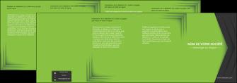 imprimerie depliant 4 volets  8 pages  texture contexture structure MLGI28625
