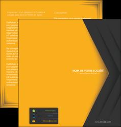 faire modele a imprimer depliant 2 volets  4 pages  texture structure design MIF28665