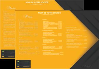 Impression Sets de table Restaurant Menu papier à prix discount et format Set de Table A3 - Paysage (42 x 29,7 cm)