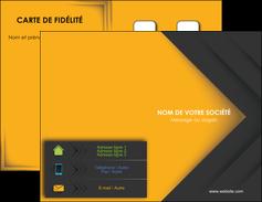 modele carte de visite texture structure design MLGI28683