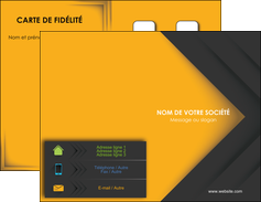 modele carte de visite texture structure design MIF28683