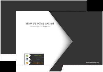 creer modele en ligne pochette a rabat texture contexture structure MIF28763
