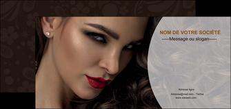 impression flyers cosmetique beaute bien etre coiffure MLGI28815