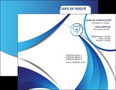 modele en ligne carte de visite dentiste dents dentiste dentier MLGI29099