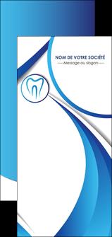 modele en ligne flyers dentiste dents dentiste dentier MLGI29111