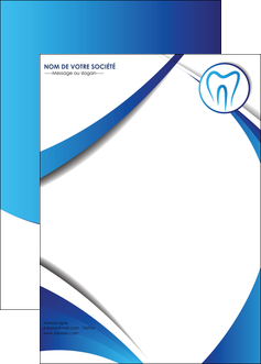 impression affiche dentiste dents dentiste dentier MLGI29113