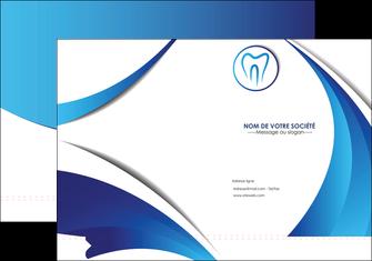 modele pochette a rabat dentiste dents dentiste dentier MLGI29129