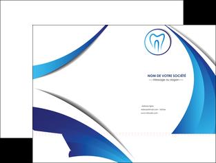exemple pochette a rabat dentiste dents dentiste dentier MLGI29131