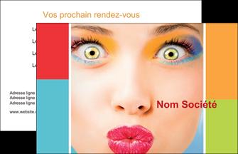 creer modele en ligne carte de visite cosmetique beaute bien etre coiffure MLGI29343