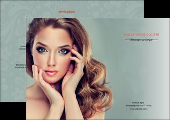 impression flyers centre esthetique  beaute bien etre coiffure MLGI29609