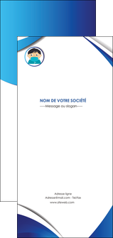 cree flyers infirmier infirmiere medecin medecine sante MIF29625