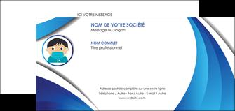 imprimer carte de correspondance infirmier infirmiere medecin medecine sante MIF29649