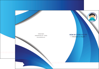 creer modele en ligne pochette a rabat infirmier infirmiere medecin medecine sante MIF29659