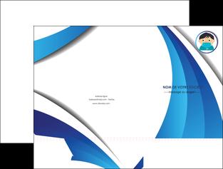 creation graphique en ligne pochette a rabat infirmier infirmiere medecin medecine sante MIF29661