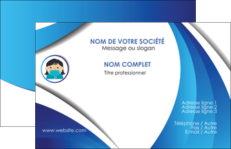 imprimerie carte de visite infirmier infirmiere medecin medecine docteur MLGI29735