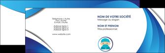exemple carte de visite infirmier infirmiere medecin medecine docteur MLGI29819