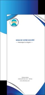 cree flyers infirmier infirmiere medecin medecine docteur MLGI29821