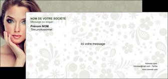 impression carte de correspondance centre esthetique  beaute bien etre coiffure MLGI29871