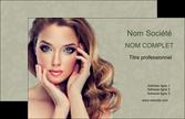 faire carte de visite centre esthetique  beaute bien etre coiffure MLIP29883