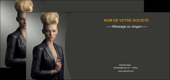 realiser flyers centre esthetique  coiffure beaute salon MLGI30225