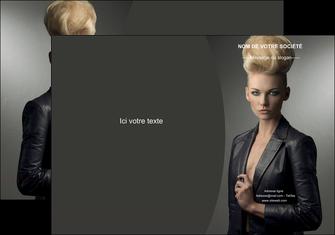 cree pochette a rabat centre esthetique  coiffure beaute salon MLGI30233