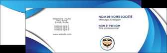 personnaliser modele de carte de visite materiel de sante medecin medecine docteur MLGI30245