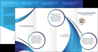 modele depliant 4 volets  8 pages  materiel de sante medecin medecine docteur MLGI30253
